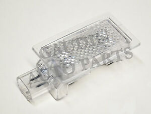 FORD OEM Trunk Lid-Compartment Lamp 3W1Z13A756AA