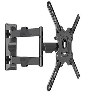 """Invision 22""""-50"""" TV Wall Bracket Mount with Tilt Swivel & Extend Movement EV400"""