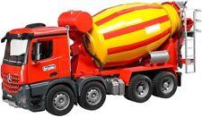 Bruder Mercedes Benz MB Arocs Cement Mixer Construction Vehicle 03654
