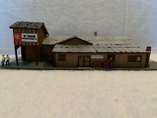 HO Scale Mt. Vernon Manufacturing Company Wood Kit Custom Assembled