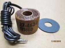 New Other, Asco 27-462-9, 110V Coil.