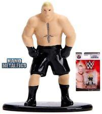 """NANO METALFIGS - Brock Lesnar - 1.75"""" Die Cast Figure - WWE - NEW!!!"""