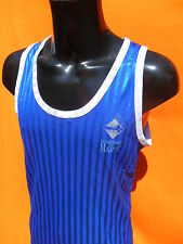 MTB Maillot Jersey Tank Top Made in France True Vintage Marathon Running Marne