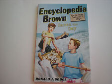 Book: Encyclopedia Brown Saves the Day by Donald J Sobol