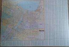 Green Bay Appleton Fox Cities Wi Laminated Wall Map (K)