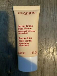Clarins Renew-Plus Body Serum 30ml/1oz Brand new