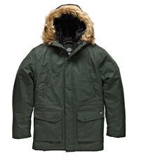 Dickies CURTIS Jacke Winterjacke Grösse M Parker Jacket duffel bag olive grün