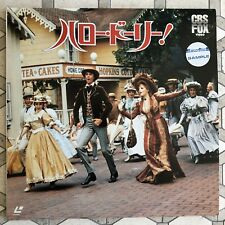 Hello Dolly! Japanese Release - LaserDisc