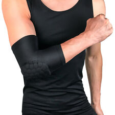 Protector Arm Pad Sleeve Sports Elbow Basketball Support Compression Crashproof