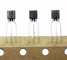 200pc NPN Transistor KTC3198 ( 2SC3198 C3198 ) Low Noise Amplifier TO-92 KEC