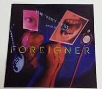 Foreigner: The Very Best And Beyond - 1992 CD - 17 Tracks