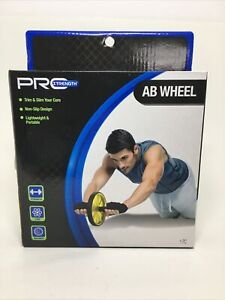 PRO STRENGTH AB WHEEL NEW AB AND CORE WORKOUT