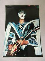 $1.00  4x6 orig photo KISS GENE SIMMONS PAUL STANLEY ACE FREHLEY    NYC  1979