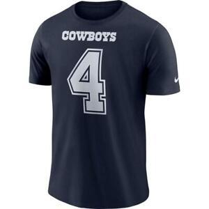 Dak Prescott Dallas Cowboys Men's Nike DRI-Fit Tee - NWT - FREE SHIPPING!