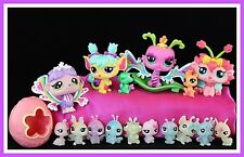 Littlest Pet Shop FAIRY LOT #2658 2659 2721 27952797 2798 Baby Friends Moondust