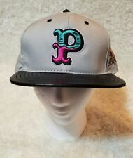 Pink Dolphin P Logo Adjustable SnapBack Hat
