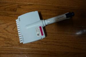 Rainin Pipet-lite  Pipettor  pipet  LTS XLS multichannel  L1200  100-1200 ul xvt