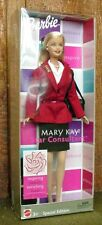 Mary Kay Consultant Prize~ Barbie Star Consultant Red Jacket~pin, bag, and brush