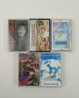 Christian Praise Worship Cassette Lot of 5 Titles SEE DESCRIPTION FOR TITLES
