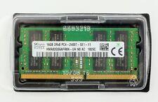 SK Hynix 16GB DDR4 2400MHz Laptop RAM PC4-19200 SoDimm 01AG713 HMA82GS6AFR8N-UH