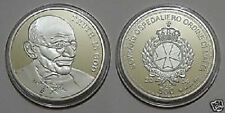 2004 Malta Large  Proof 500 Liras-Mahatma Gandi