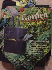Midwest A Garden Tote Bag Carries Supplies Washable SHIPS FREE TOMORROW