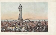 POSTCARD   WIRRAL   NEW  BRIGHTON   The  Lighthouse