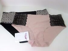 Jessica Simpson Women's Hipster Size 3X Black