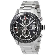 Tag Heuer Carrera Chronograph Automatic Mens Watch CAR201W.BA0714