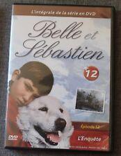 Belle et Sebastien, episode 12 - l'enquete,  DVD serie TV