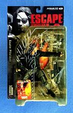SNAKE PLISSKEN ESCAPE FROM L.A. VARIANT MOVIE MANIACS 3 MCFARLANE 7 INCH FIGURE