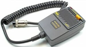 ZETAGI M-93 VV-Handmikrofon für CB Funk - mit 4-poligem Stecker