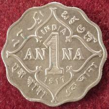 India 1 Anna 1917 (F2103)