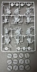 12 Warriors of Rohan Middle Earth Strategy Battle Game LotR Lord Rings