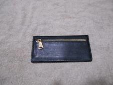 Aimee Kestenberg Black Leather Merietta Bifold Wallet MSRP $98 FREE SHIPPING