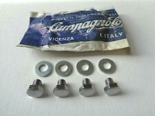 *NOS Vintage 1970s Campagnolo Nuovo Record pedal toe clip mounting bolts*