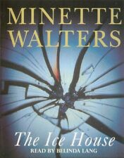 Minnette Walters - The Ice House (2xCass A/Book 2001) FREE UK PP