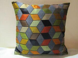 Designers Guild Fabric Baluchar Saffron Cushion Covers