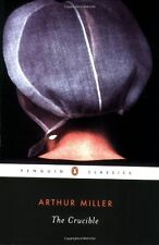 The Crucible: A Play in Four Acts by Arthur Miller, (Paperback), Penguin Classic