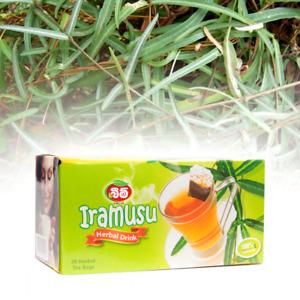 Iramusu Tea (Cooling Tea) - 100% Natural Ayurvedic Ceylon Tea - 20 Tea Bags