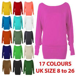 Women's Long Sleeve Oversized Summer Tops Casual Tank Top T Shirt Top Tee Vest