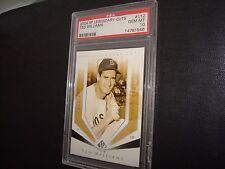 2004 SP Legendary Cuts Teddy BallGame Ted Williams 1939-60 Boston Red Sox PSA 10