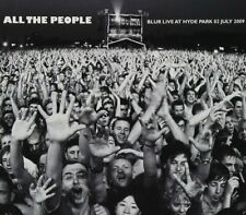 Blur ‎– All The People: Live At Hyde Park 02 July 2009 (2CD)  NEW  SPEEDYPOST