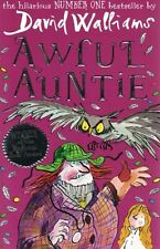 Awful Auntie by David Walliams NEW