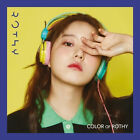 ROTHY COLOR OF ROTHY 2nd Mini Album CD Photo Book 2p Photo Card K-POP SEALED