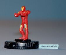 Marvel Heroclix 10 Figure Lot #3 Iron Thor Wolverine Panther Vision Stark Vision