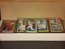 1990 Topps Complete Baseball Set #1-792 - MLB - Frank Thomas R/C