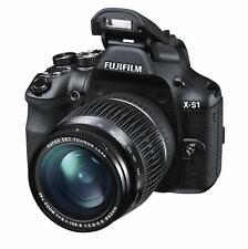 Fujifilm X series X-S1 12.0MP Digitalkamera - Schwarz - Wie Neu #465