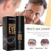 Crème contour des yeux hydratante réparatrice pour hommes