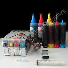 Generic CISS CIS &  set ink 676 676XL For WorkForce Pro 4520 4010 4020 4023 4090
